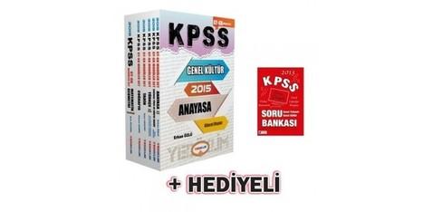 Yediiklim Yayınları KPSS 2015 GK GY Set Tanıtımı | kpss kitapları | Scoop.it