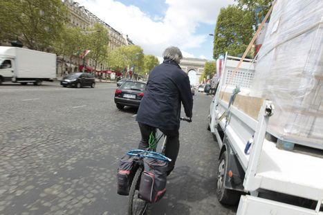 Des amendes pour lutter contre le mauvais comportement des cyclistes | Wallgreen - Louez moins cher et passez au vert ! | Scoop.it