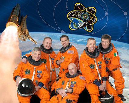 NASA - STS-134 mission site   NASA TweetUp   Scoop.it