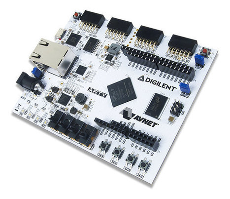 Digilent ARTY is a $99 Xilinx Artix-7 FPGA Board with Arduino Headers | Embedded Systems News | Scoop.it