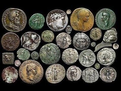 La moneda en el mundo antiguo: Grecia, Roma e Hispania | LVDVS CHIRONIS 3.0 | Scoop.it