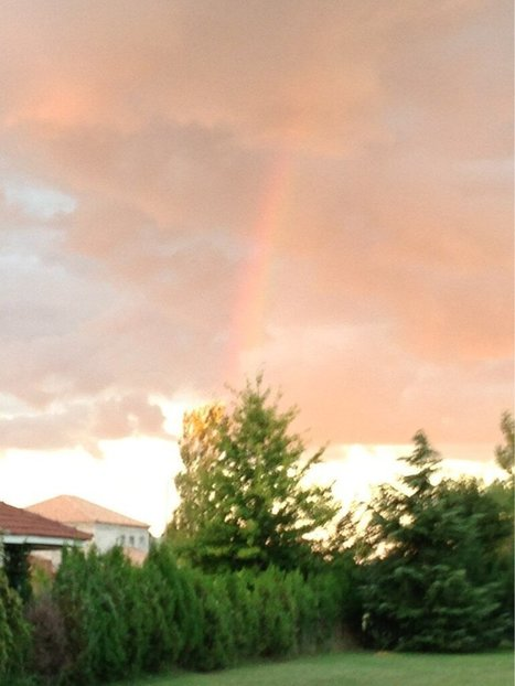 Twitter / HERNANDIEGOLITV: @climaencapital hermoso arco ... | NUESTRO DISTRITO | Scoop.it