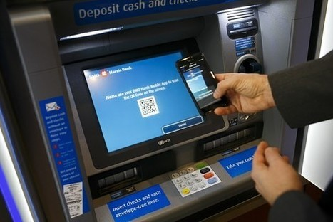 Withdraw Cash Without a Card? There's an App for That | Mind Moving Media | Scoop.it