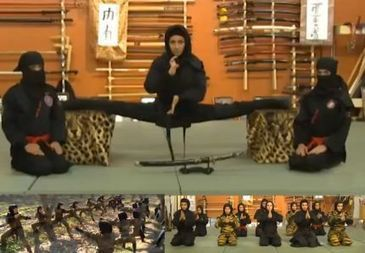 Iran: la voie de la femme ninja | Mais n'importe quoi ! | Scoop.it