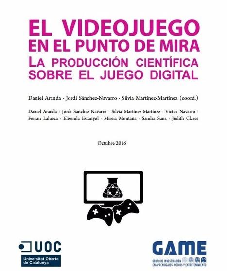 El videojuego en el punto de mira: La producción científica sobre el juego digital /Daniel Aranda · Jordi Sánchez-Navarro · Silvia Martínez-Martínez (coord.) | Comunicación en la era digital | Scoop.it