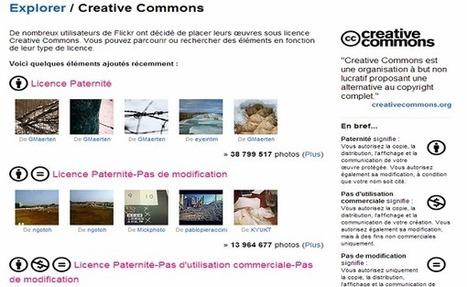 Comment trouver des images pour Facebook et son blog sans prendre de risques ? ‹ Agence Digitale Outils du web – Le blog | brave new world | Scoop.it