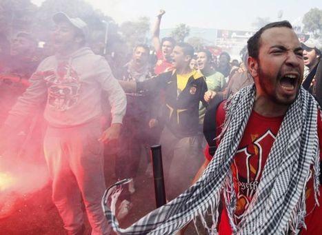 Au Caire, le QG de la fédération de foot et un club de la police incendiés | Égypt-actus | Scoop.it