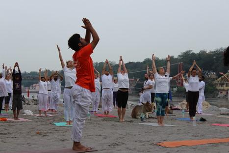 Yoga Day Celebration At Rishikul Yogshala | Yoga and Meditation | Scoop.it