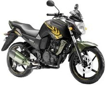 Yamaha FZS Battle Green Special Edition | Cars & Bikes | Scoop.it