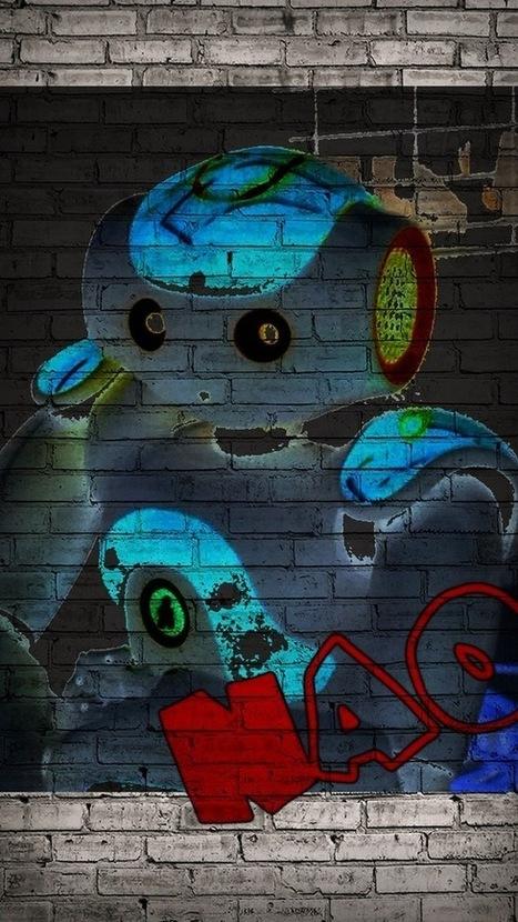 #AppArtist - Devenez graffeur grâce à votre smartphone ! - Mère et fille 2.0 | La révolution numérique - Digital Revolution | Scoop.it