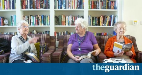 Libraries in care homes can improve residents' mood and memory | Norman Miller | Library world, new trends, technologies | Scoop.it