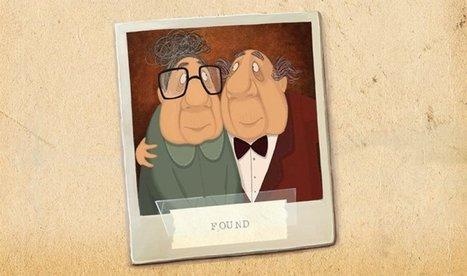 """""""Objetos Perdidos"""" un maravilloso corto animado sobre fotos y recuerdos - Cultura Inquieta   Help and Support everybody around the world   Scoop.it"""