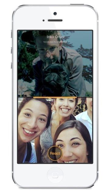 Slingshot, la réplique de Facebook à Snapchat. | mediaTIC+ | Scoop.it