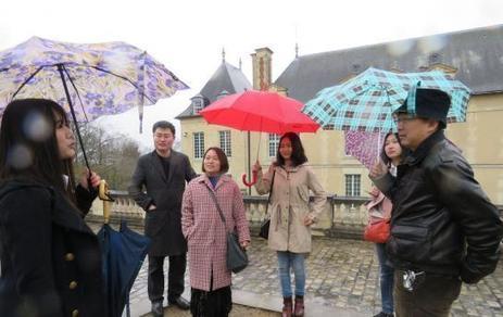 Ces tour-opérateurs chinois veulent offrir le Val-d'Oise à leurs touristes (source Le Parisien) | Tourisme et Communication | Scoop.it