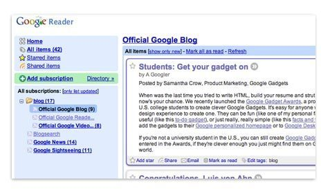 Google Reader | eduPLN | Scoop.it