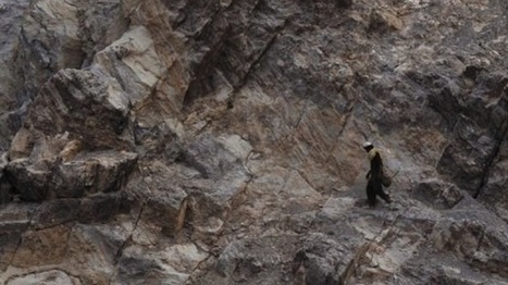 Rugged terrain created by volcanos may have prompted human ancestors' upright walking   Natural Disasters   Scoop.it