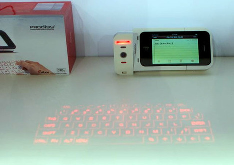 Prodigy iPhone Battery Case Features An Infrared Keyboard » Geeky Gadgets | Potpurri | Scoop.it