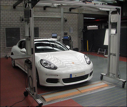 Porsche Uses RFID to Track Prototype Testing, Improve Security - RFID Journal | RFID & NFC FOR AIRLINES (AIR FRANCE-KLM) | Scoop.it