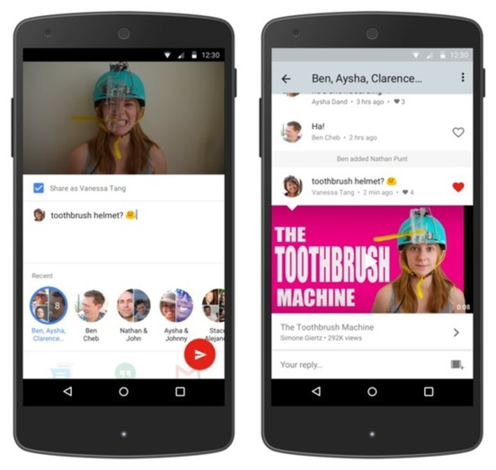 Youtube développe sa messagerie | Médias sociaux : Conseils, Astuces et stratégies | Scoop.it