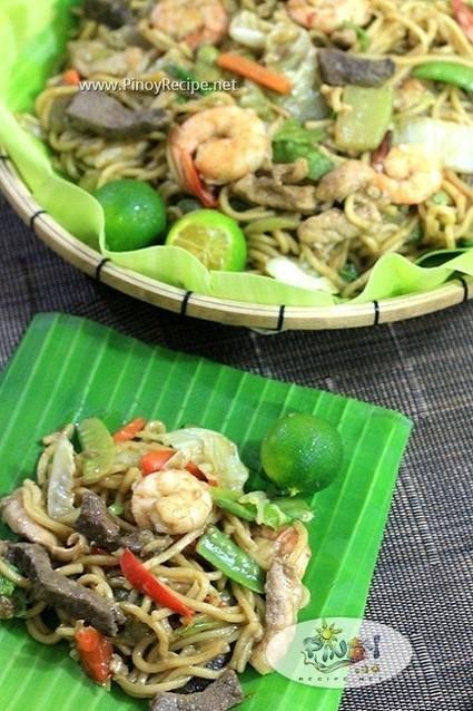 Pancit Habhab Recipe | Filipino Recipes Collection | Scoop.it