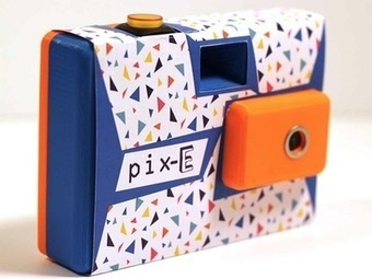 PIX-E Gif Camera | Open Source Hardware News | Scoop.it