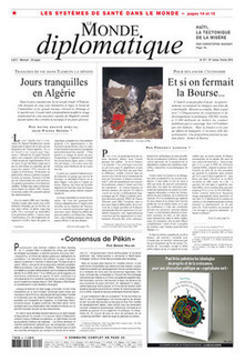 Et si on fermait la Bourse..., par Frédéric Lordon (Le Monde diplomatique)   Finance News   Scoop.it