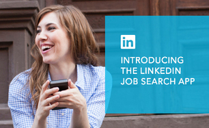 Introducing the New LinkedIn Job Search App for iPhone | B2B Revolution | Scoop.it