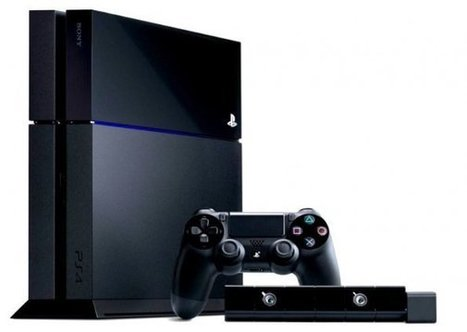 Sony lanza su muy esperada PlayStation 4 - Ciencia - ABC Color | Ciencia y Tecnologia. Fundación Momo | Scoop.it