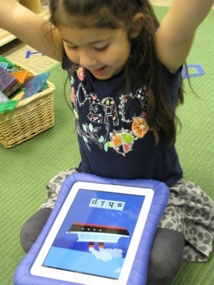 Using Technology - Tablet Computers | Primary iPad | Scoop.it