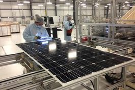 In Texas, a Bright Outlook for Solar Manufacturer | The Texas Solar Energy Glut | Scoop.it