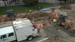 Water main breaks are big part of city's infrastructure problems - fox5sandiego.com | Civil Engineering Projects & News | Scoop.it