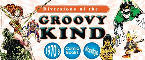 Diversions of the Groovy Kind: Making a Splash: Jim Steranko's X-Men | F_C | Scoop.it