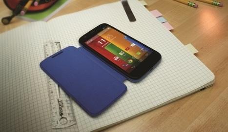 Motorola announced Google Play Edition of Moto G budget smartphone | eTechcrunch.com | Scoop.it