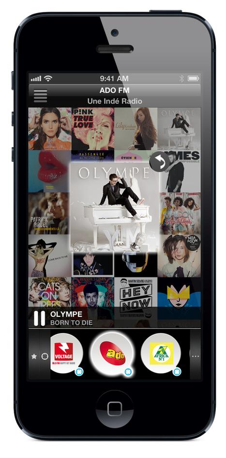 Application Les Indés Radios : près d'un million de téléchargements | A Kind Of Music Story | Scoop.it
