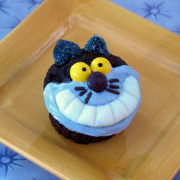 Cheshire Cat Cupcakes | Food | new baking ideas | Scoop.it
