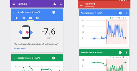 Google launches Science Journal to turn your phone into a research lab | Information Technology & Social Media News | Scoop.it
