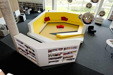 Mobilier de bibliothèque : comment choisir les rayonnages de votre établissement ? | Infocom | Scoop.it