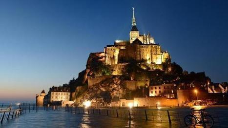 Insolite. Le Mont Saint-Michel, premier monument connecté du monde ? | Clic France | Scoop.it