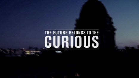 The Future Belongs to the Curious: A Manifesto for Curiosity | Working Differently in Extension | Scoop.it