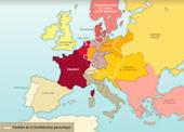 Histoire et cartes de l'Europe au XIXe siècle : Congrès de Vienne, Printemps des peuples, triomphe des nationalités… | Nos Racines | Scoop.it
