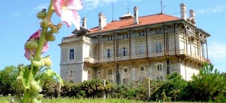 Découvrez qui est le nouvel acquéreur du château d'Ilbarritz | Immobilier au Pays Basque | Scoop.it