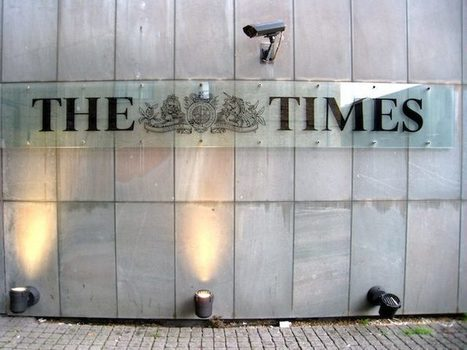 The Times of London is shuttering its international paid weekly app | New Journalism | Scoop.it