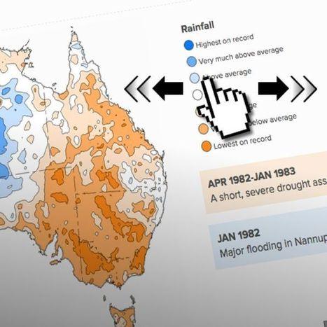 Interactive: 100 years of drought in Australia | Enviropol | Scoop.it