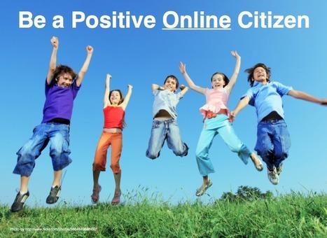 Positive Digital Citizenship | Digital Citizenship | Scoop.it