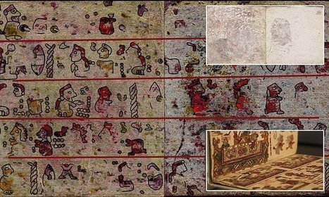 Codex of a lost civilisation revealed under 16th Century manuscript | Archaeology & Archaeological News | Scoop.it