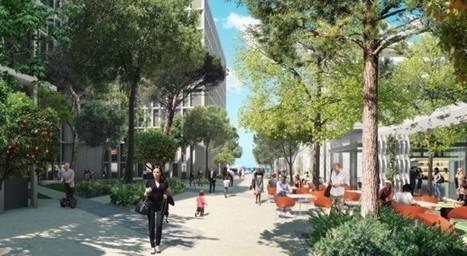 «Smartseille», la cité phocéenne aura son écoquartier d'envergure | Actu de l'Aménagement Urbain | Scoop.it