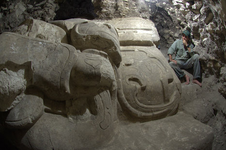 Maya Archaeology Initiative | Providing the means to protect and improve northern Guatemala. | Ecriture Maya | Scoop.it