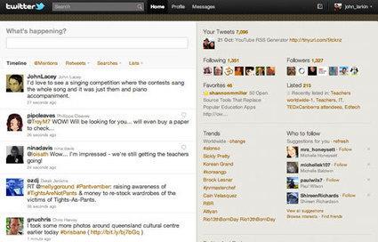 Twitter views & news   Twitter for Teachers   Scoop.it