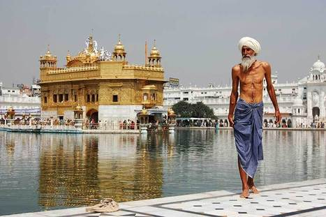 In Pictures : The Golden Temple, Amritsar - La Vacanza | India Holiday Destinations | Scoop.it