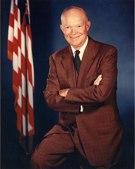 Le Blog d'Olivier Berruyer sur les crises actuelles > Discours de fin de mandat de Dwight Eisenhower, 1961 | blog in FR - video in EN | manually by oAnth - from its scoop.it contacts | Scoop.it